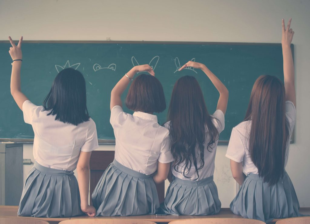 Academic Changes in girls